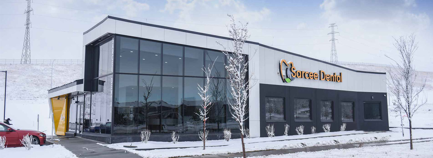Building Front | Sarcee Dental | NW Calgary | General and Family Dentist