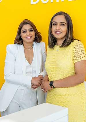 Dr. Gaganpreet Dhillon and Dr. Loveleen Kaur | Sarcee Dental | NW Calgary | General and Family Dentist